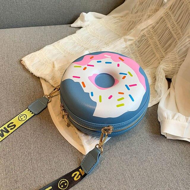 Doughnut Handbag 1