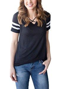 Модная Летняя женская новая футболка 2020 повседневные однотонные свободные топы с бантом футболки для девочек