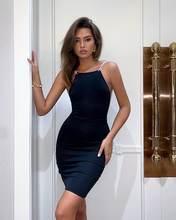 Платье летнее женское облегающее прозрачное Сетчатое платье