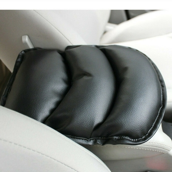 Pad Soft Mat Car Cushion Console Armrest Protective Box Cover FOR BMW all series 1 2 3 4 5 6 7 X E F-series E46 E90 F09 image