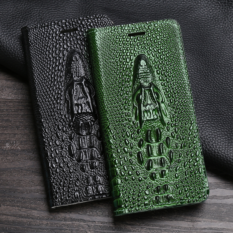 Leather Flip <font><b>Phone</b></font> <font><b>Case</b></font> For <font><b>Nokia</b></font> 1 1.3 2.1 2.2 2.3 3 3.1 3.2 4.2 5 <font><b>5.1</b></font> 6 6.2 7 7.1 7.2 8 8.1 Plus 8.3 9 Dragon Head Wallet Bag image