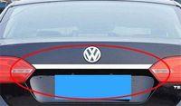 Stainless Steel Rear Trunk Lid Chrome For VW Jetta 6 MK6 Sedan 2011 2012 2013