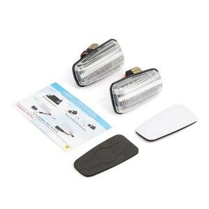Image 5 - Dynamic LED Side Marker Light Signal Blinker for Citroen Berlingo Jumpy Saxo Xantia Xm ZX Peugeot 106 306 406 806 EXPERT PARTNER