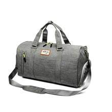 Вместительные сумки для спортзала мужские спортивные тренировочные