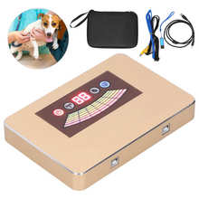 Portable Quantum Resonance Magnetic Analyzer Body Subhealth Detector for Pet Cat Dog
