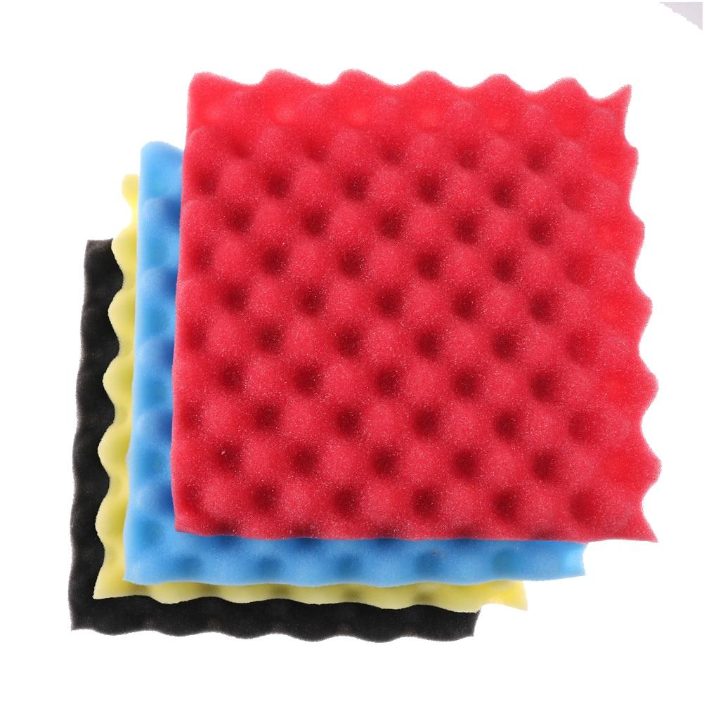Soundproofing Foam Acoustic Sound Treatment Studio Room Absorption Tiles Polyurethane 300X300X50mm