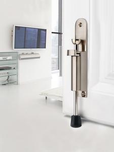 KAK Hardware Stops Door-Holder Door-Buffer-Fittings Lever-Door Foot-Operated Kickdown
