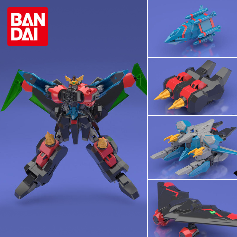 BANDAI SHOKUGAN Model Transformation Robot Building Model GAOGAIGAR  Mobile Suit Kids Toys