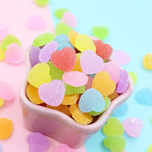 2020 Miniature Mini Food Fruits and Vegetables Kitchen Toys Resin Fake Food Mini Soft Candy Toy for Doll Children Kids Toys E