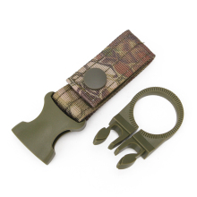 new Tactical Multifunctional Water Bottle Hanging On The Button With Cutting Of Portrait Moore Shooting Gun