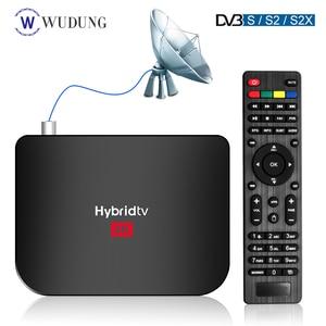 2020 Mecool M8S Plus DVB S/S2