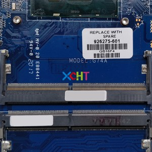 Image 3 - 926275 601 926275 001 UMA w i5 7200U CPU DDR4 DAG74AMB8D0 for HP Pavilion Laptop 15 cc Series Motherboard Mainboard Tested