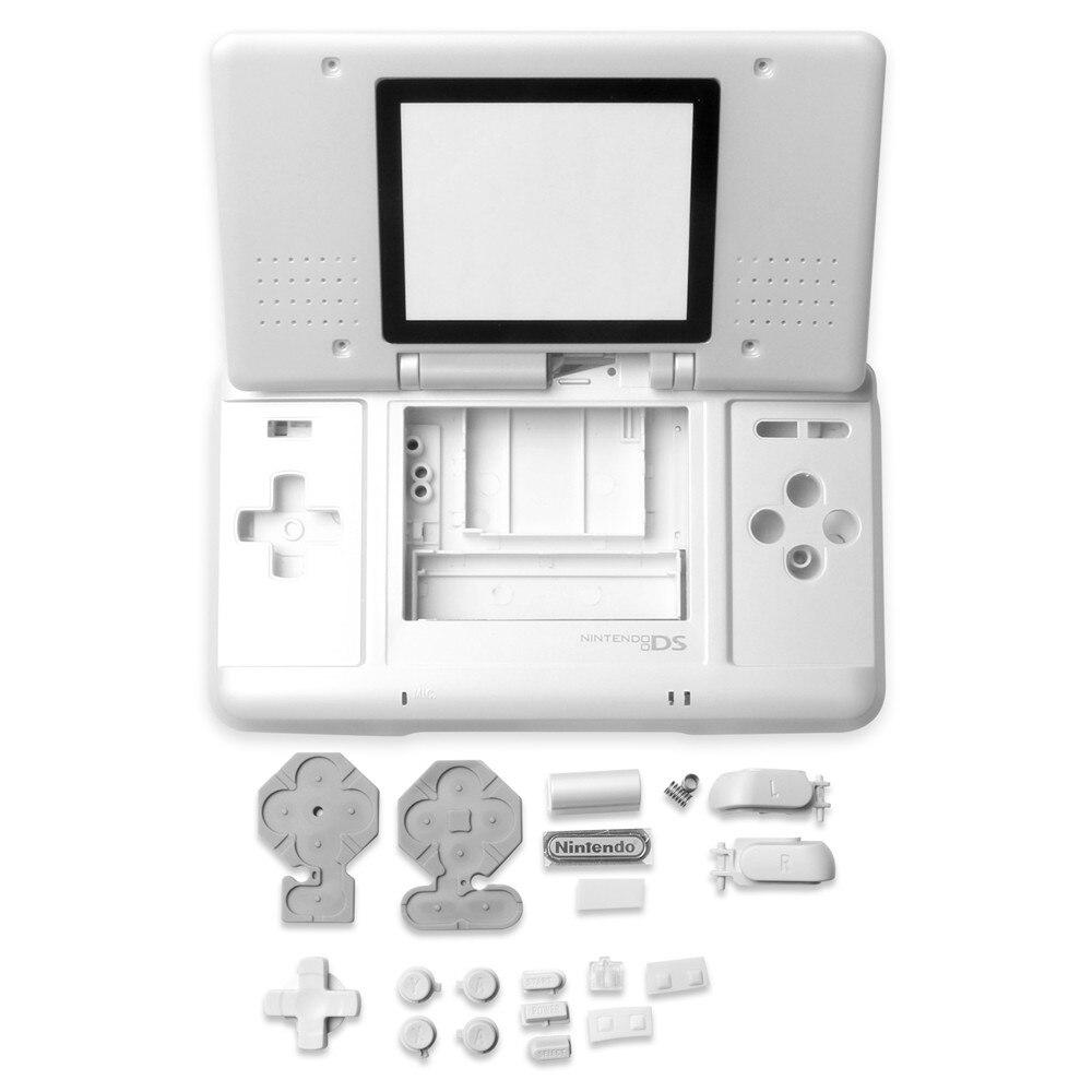 닌텐도 DS NDS 게임 콘솔 보호 커버에 대한 교체 주택 안티 가을 케이스 쉘