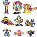 Большой Размеры Магнитный конструктор магнитные стоительные блоки треугольник квадратные кирпичи магнит дизайнер игрушки для детей