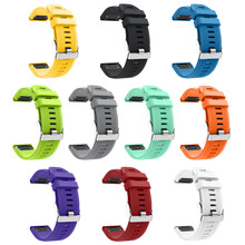 22mm Watchband for Garmin Fenix5 Forerunner 935 GPS Watch Quick Release Easyfit-22#/CC(China)