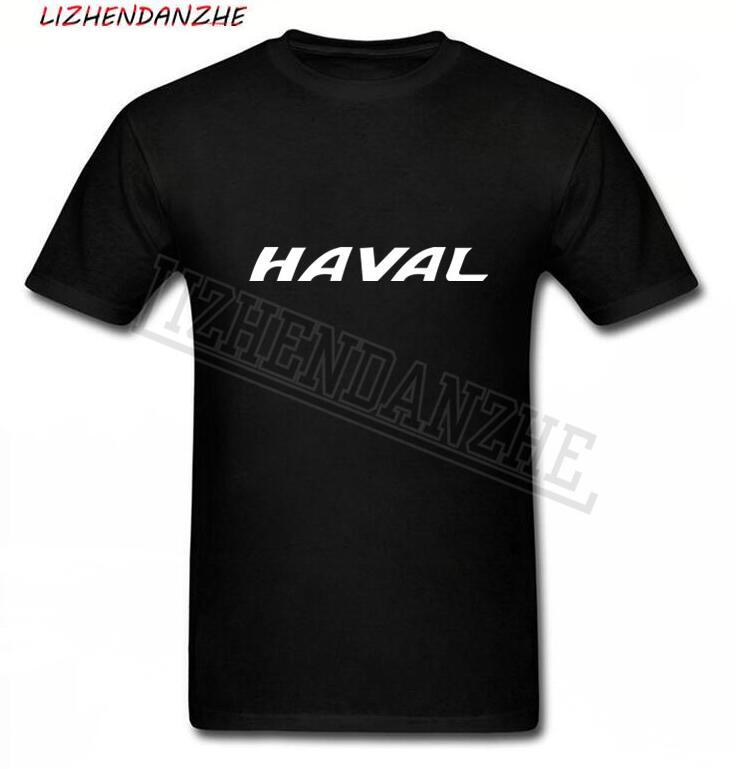 HAVAL Car T-shirt H1 H2 H2s F5 F7x H4 H6 Coupe M6 H9 Creative Men's Shirt Short Sleeve Brand AUTO Clothing T Shirt 0145