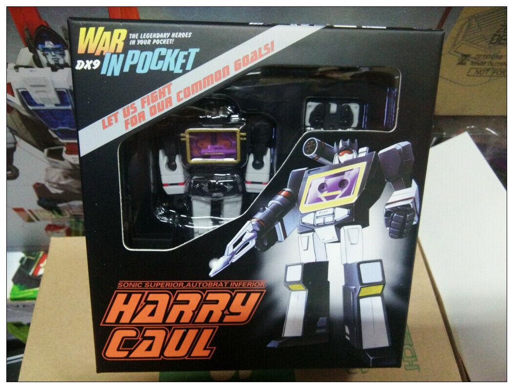 DX9 War in pocket Sonic Superior Autobot Inferior Harry Caul,In stock!