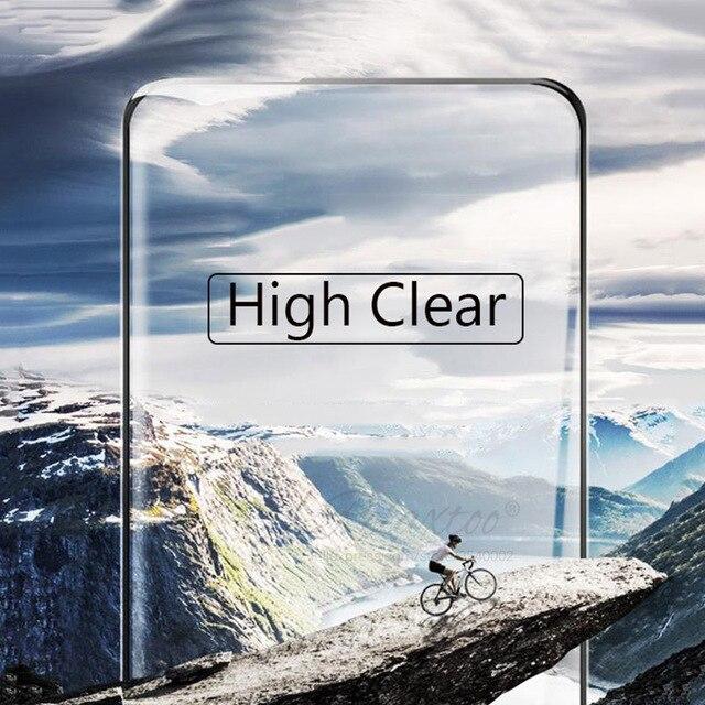 Verre trempé incurvé 9D pour Huawei hono20 Honor 20 pro lite protecteur décran sur honor 20i 20pro 20lite verre de sécurité protecteur