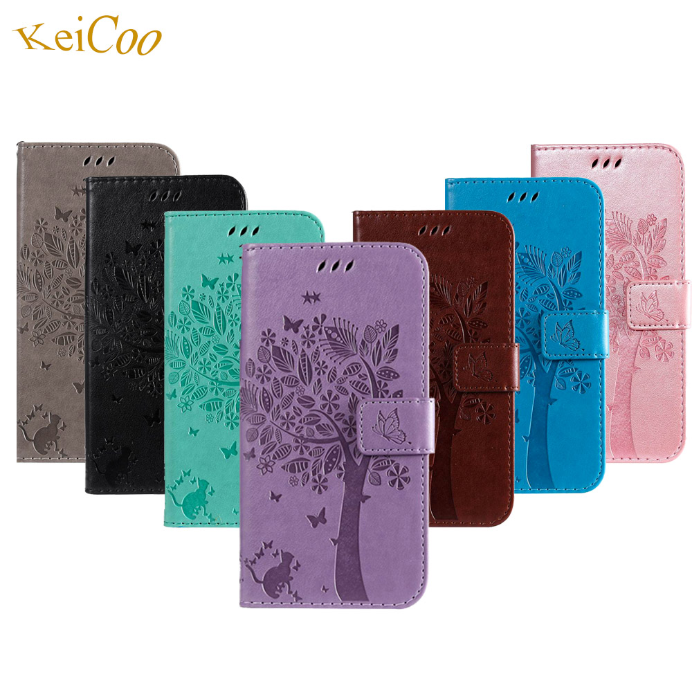 Embossing Phone Case For Samsung Galaxy A70 PU Leather Covers For Samsung SM-A705FN/DS A70 2019 TPU Book Flip Cases Full Housing image