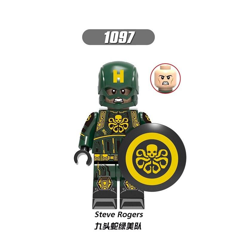 1097(九头蛇绿美队-Steve Rogers)