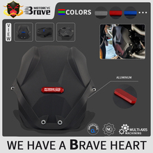 3 styles logo Motorcycle Front Protector Engine Baffle Protection Cover For BMW R1250GS Adventure 2019 2020 R 1250 GS adv GSA