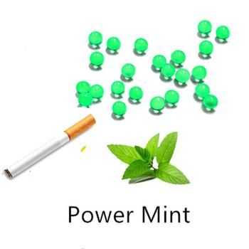 100 sztuk tytoń Pops koraliki owoce Flavour kapsułki dla Tobacc papieros Holder palenie Accessorie prezent dla mężczyzny pojemnik na tytoń filtr tanie i dobre opinie CN (pochodzenie) HY483 Cigarette pops Increase flavor 100pcs