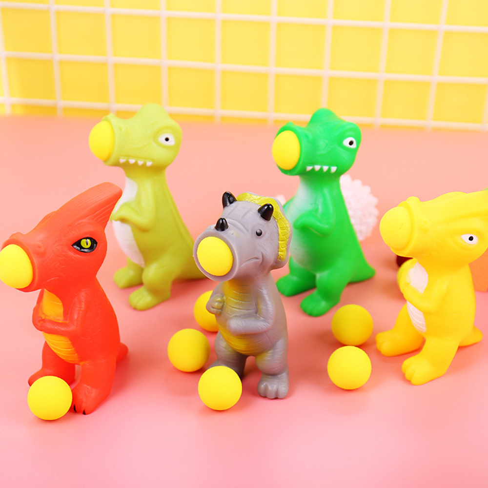MrY Kawaii Hand Squeeze Toy Cute Mini Healing Mochi Stress Squishy Stretchy Anti-stress For Children Spit Balls Animal Shooting