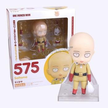 ONE PUNCH MAN Saitama 575 Genos 645 PVC Acton Figure Model Collection Toy 1