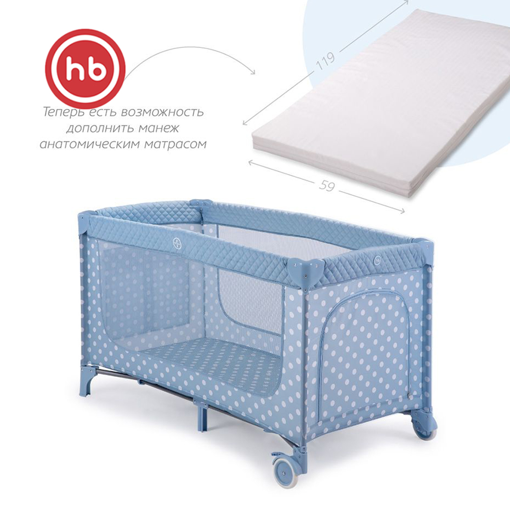Mattresses Happy Baby 95001 Set  Of Mattress In The Bed For Newborn  For Children Bedding For A Crib Hollow Fiber