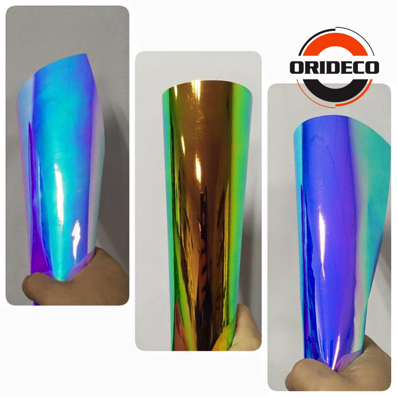 colorful rainbow chrome vinyl film (21)