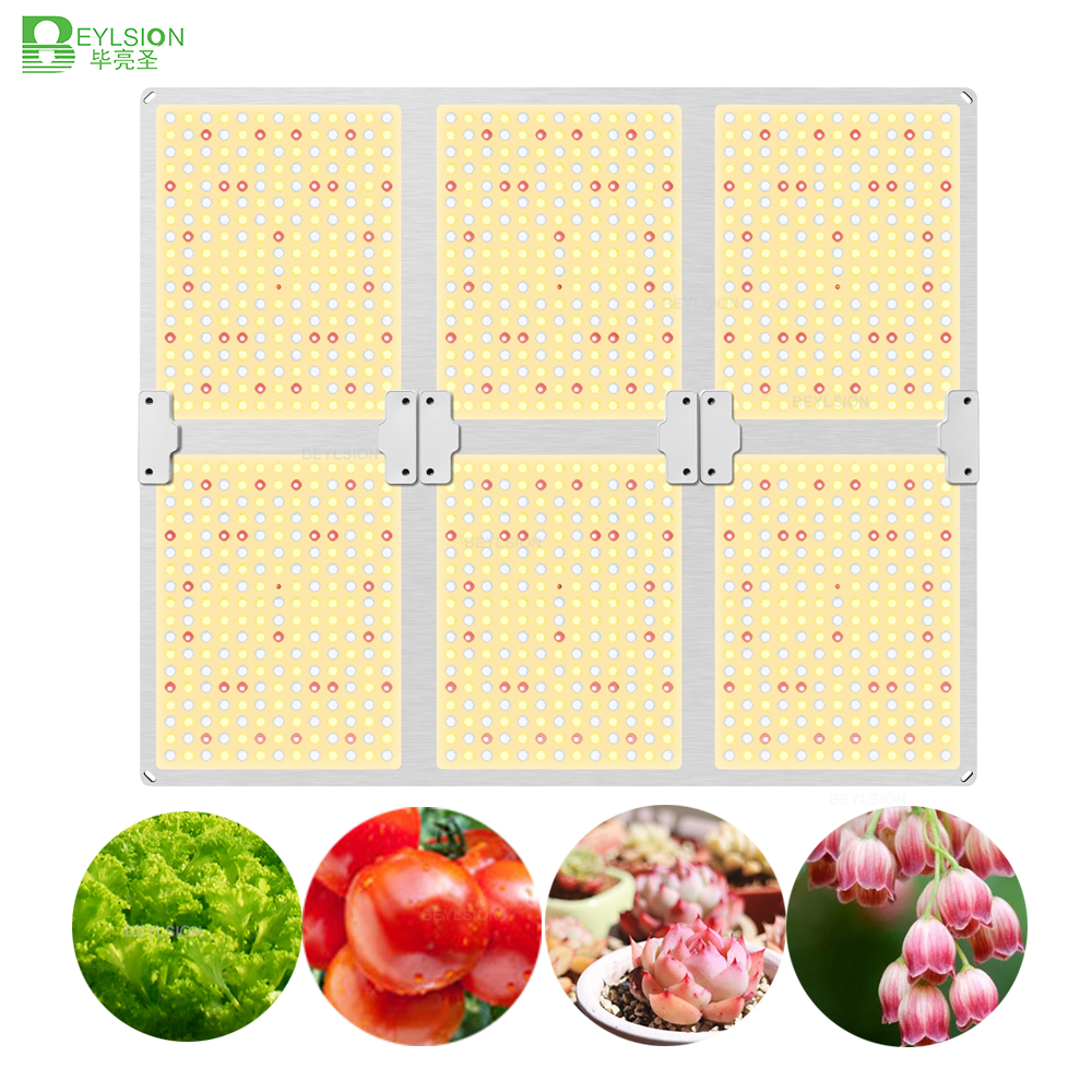 BEYLSION Quantum Board Dimmable LED Growing Light LED Plant Growing Lamps grow plant lamp Panel Growing Light Parts & Accessorie