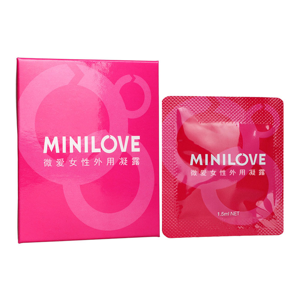 MINILOVE Orgasm Narrowing Vagina Tightening Gel Cream Female Libido Enhancer Intimate Lubricant For Sex Exciter For Women
