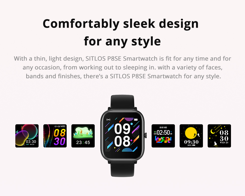 Smartwatch Men Full Touch Multi-Sport Mode With Smart Watch Women Heart Rate Monitor For iOS Android 1.4 Inch CLOVER JEWELLERY