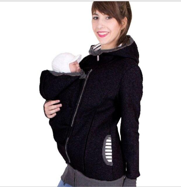 Maternidad Madre Canguro ropa para padres niño invierno 2