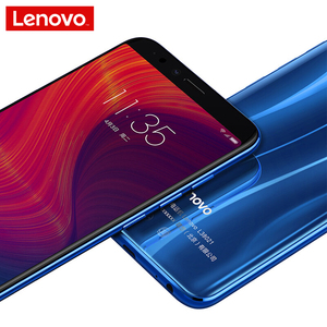 Image 2 - Global Versie Lenovo Mobiele Telefoon 3Gb 32Gb K5 Spelen Gezicht Id 4G Smartphone 5.7 Inch Snapdragon Octa core Achteruitrijcamera 13MP 2MP