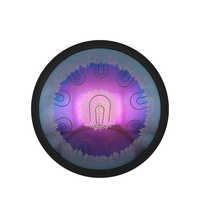 UU de mano tambor de mano de calidad profesional libre de preocupaciones tambor de aire tambor de acero de la lengua tambor plato de mano para los amantes de la música