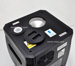 Image 5 - Gigertop 2 unidades de máquina de chispas frías, 2 5M, DMX 512, fuegos artificiales, pantalla LCD, toma de corriente de entrada/salida