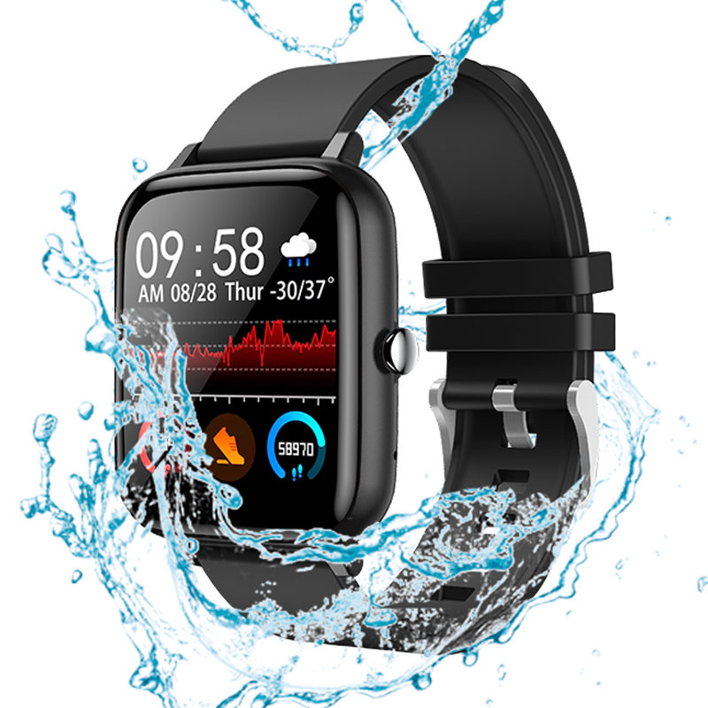 2021 New Bluetooth Call Smart Watch Custom Dial Clock Waterproof Sports Fitness Tracker Women Men Smartwatch for IOS Android