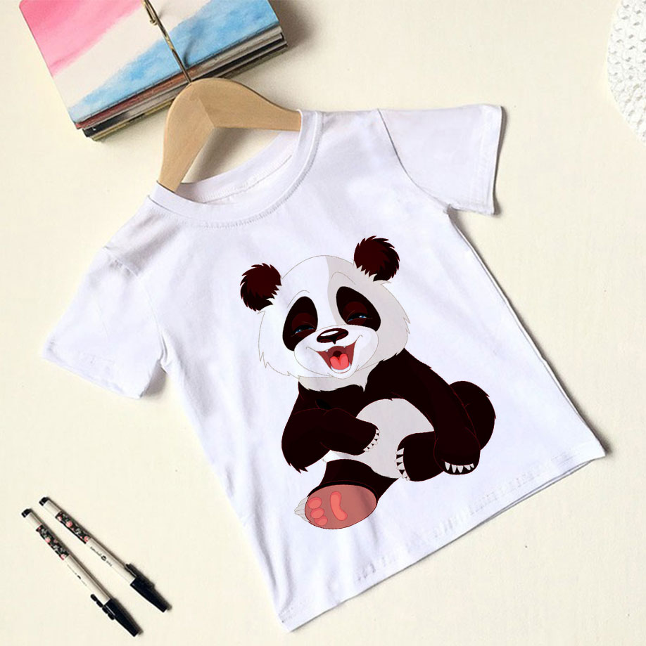 Little Girls Pig Dabbing Funny Short Sleeve Cotton T Shirts Basic Tops Tee Clothes
