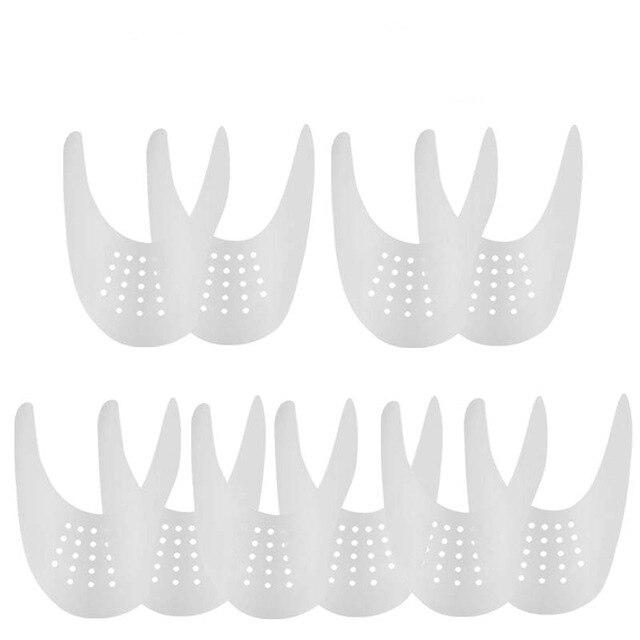 5 пар, гибкие протекторы для обуви