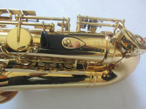 Image 4 - High quality yas82Z yas875 yas62 Model Professional Alto Saxophone E flat Electrophoresis Gold Musical Instruments and Hard box