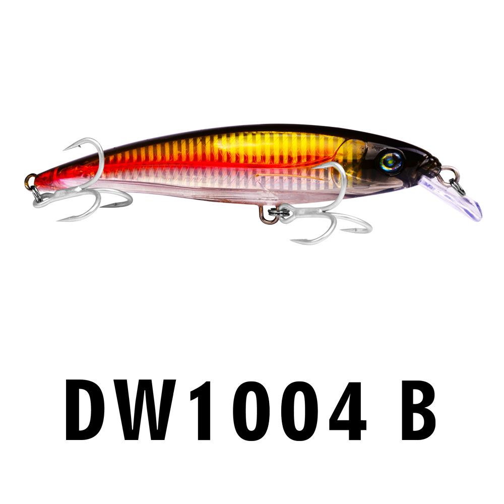 9 Color Small Mino Lure 16 Cm Plastic False Bait 43g Little Fat Lure Electricity Supplier Fishing Gear Hot Selling Dw1004 Floodlights     - title=
