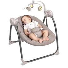 Кресло качалка для новорожденных многофункциональное Электрическое