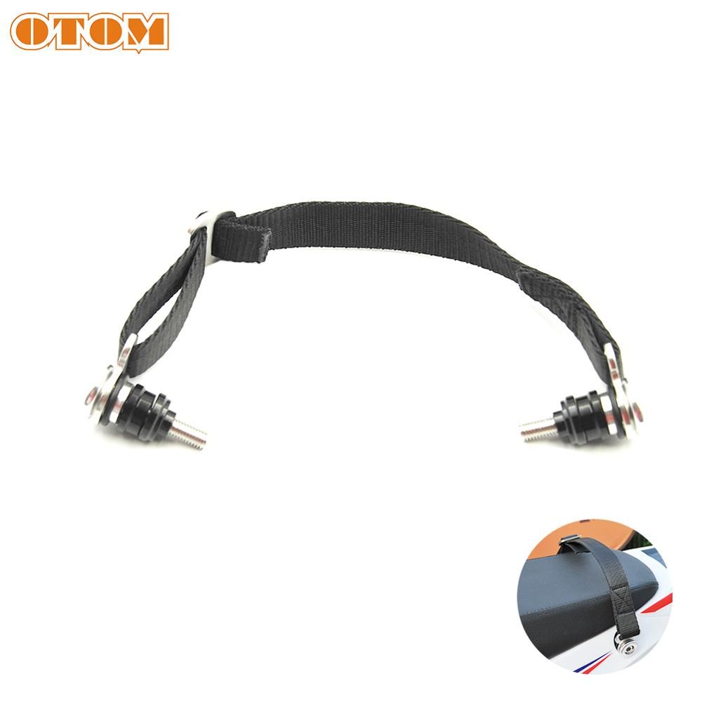 OTOM Rescue Pull Strap Sling For Motorcycle Dirt Bike Motocross Seat Rescue Pulling Belt For KTM HONDA KAWASAKI SUZUKI YAMAHA C2
