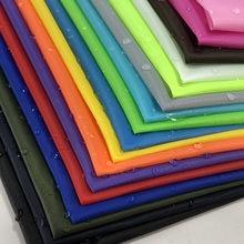 Meetee – tissu imperméable 100 T, 190/200x150cm, étoffe fine et imperméable pour confection maison de parapluie, cerf-volant, vêtements de tente