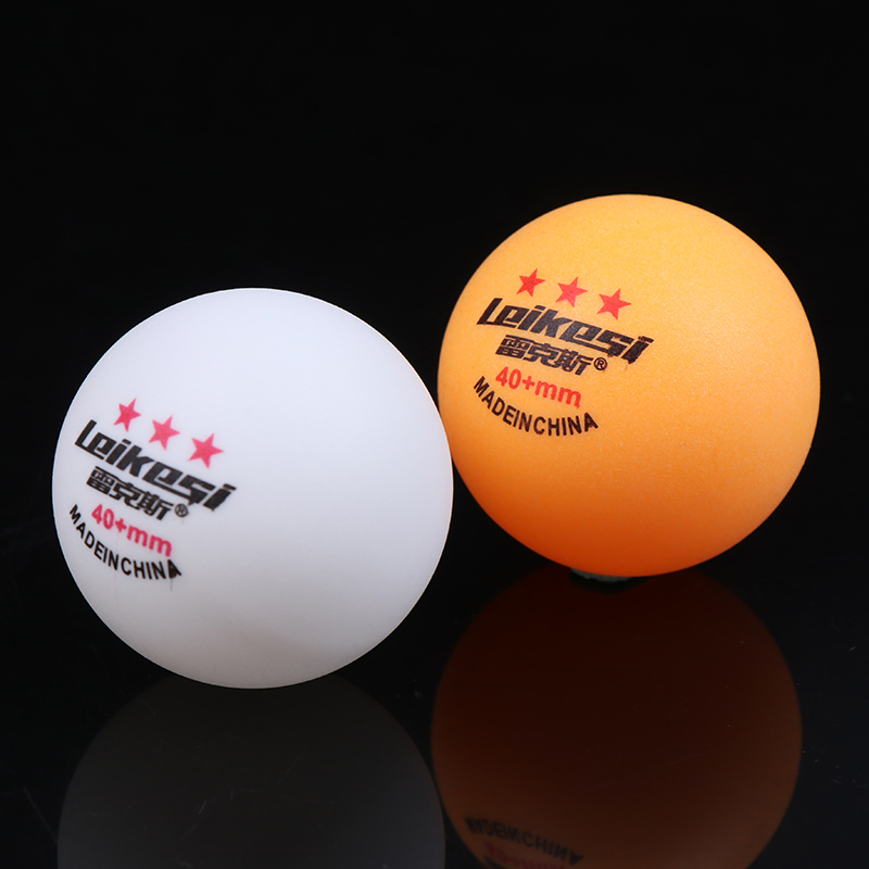 šClearance Sale144pcs Table Tennis Balls 3 Star 40+ ABS Plastic Ping Pong Balls Sports Training╧