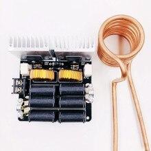 1000 Вт 20А звс низкое напряжение индукционная нагревательная плата модуль питания Flyback драйвер нагреватель катушки Тесла