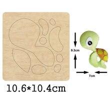 Деревянная форма «сделай сам» для изготовления изделий из кожи