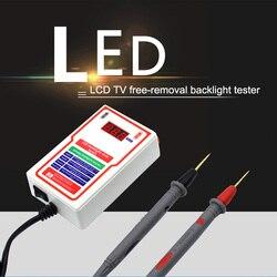 0-300V çıkış LED LCD TV arkaplan ışığı Test cihazı LED şeritler boncuk lamba Test tamir aracı
