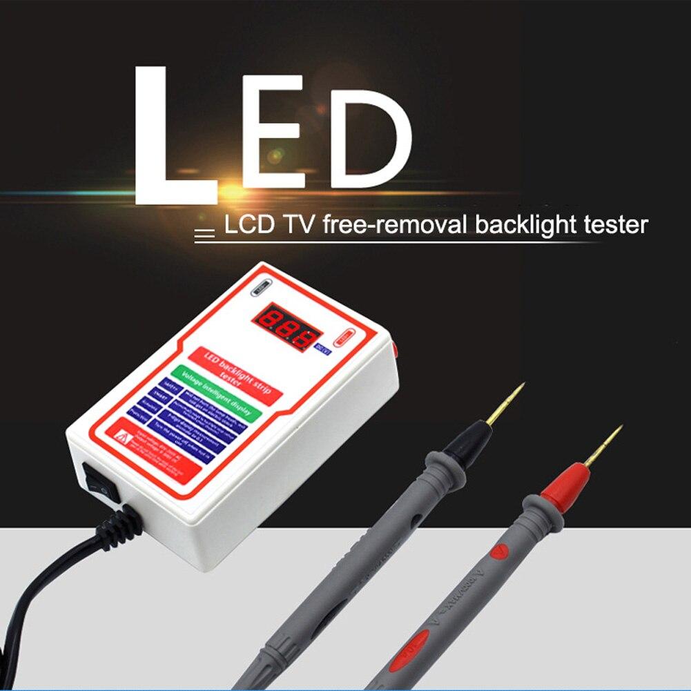 Aletler'ten Devre Kesici Bulucular'de 0 300V çıkış LED LCD TV arkaplan ışığı Test cihazı LED şeritler boncuk lamba Test tamir aracı title=